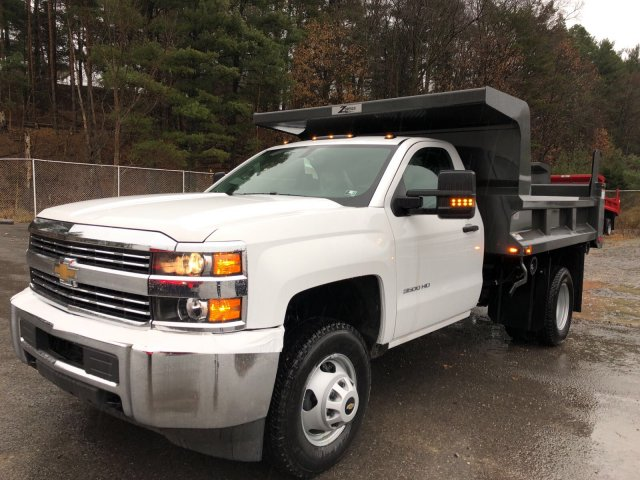 2017 Silverado 3500 Regular Cab DRW, Dump Body #V266342 - photo 1