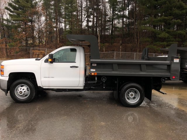 2017 Silverado 3500 Regular Cab DRW, Dump Body #V266342 - photo 5