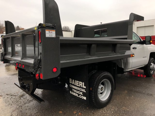 2017 Silverado 3500 Regular Cab DRW, Dump Body #V266342 - photo 7