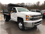 2017 Silverado 3500 Regular Cab DRW, Dump Body #V266342 - photo 3