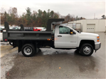 2017 Silverado 3500 Regular Cab DRW, Dump Body #V266342 - photo 8