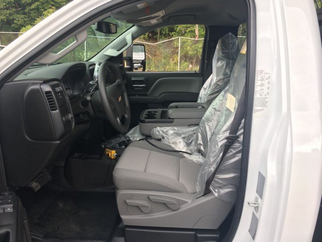 2017 Silverado 3500 Regular Cab DRW, Rugby Dump Body #V269178 - photo 10