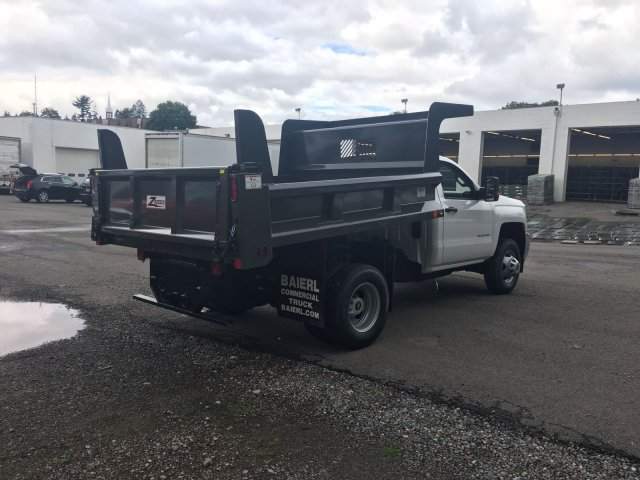 2017 Silverado 3500 Regular Cab DRW, Rugby Dump Body #V269178 - photo 7