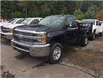 2017 Silverado 3500 Regular Cab 4x4, Knapheide Service Body #V283082 - photo 1