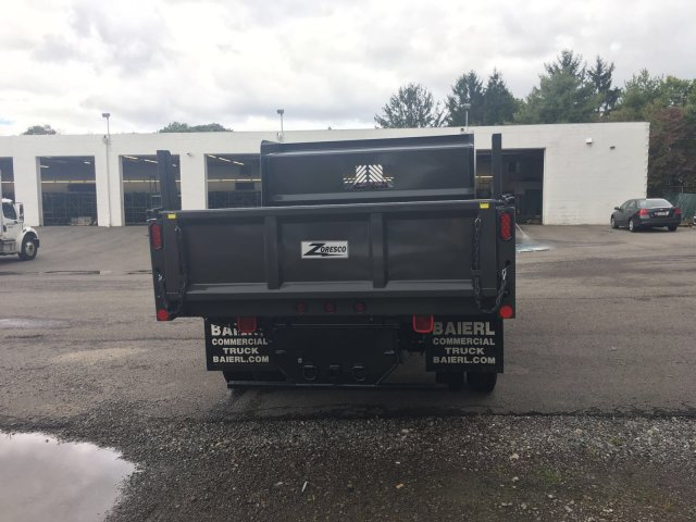 2017 Silverado 3500 Regular Cab DRW 4x4, Rugby Dump Body #V307192 - photo 6