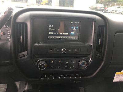 2017 Silverado 3500 Regular Cab DRW 4x4, Rugby Z-Spec Dump Body #V307192 - photo 12