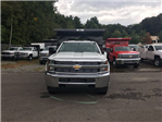 2017 Silverado 3500 Regular Cab DRW 4x4, Rugby Z-Spec Dump Body #V307192 - photo 4