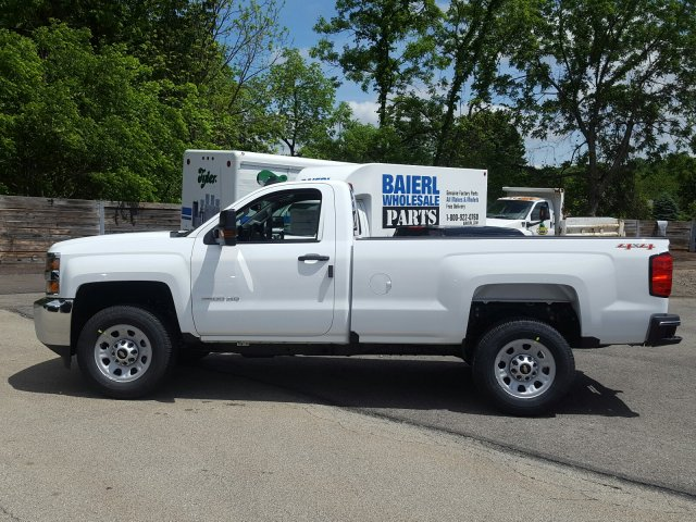 2017 Silverado 3500 Regular Cab 4x4, Pickup #V334088 - photo 6