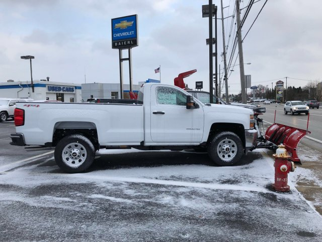 2017 Silverado 3500 Regular Cab 4x4, Pickup #V338163 - photo 7