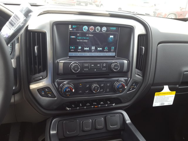 2017 Silverado 1500 Crew Cab 4x4 Pickup #V490436 - photo 20