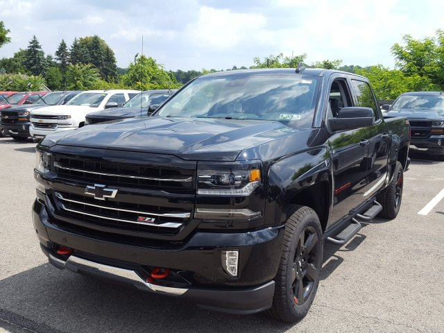 2017 Silverado 1500 Crew Cab 4x4 Pickup #V490436 - photo 1