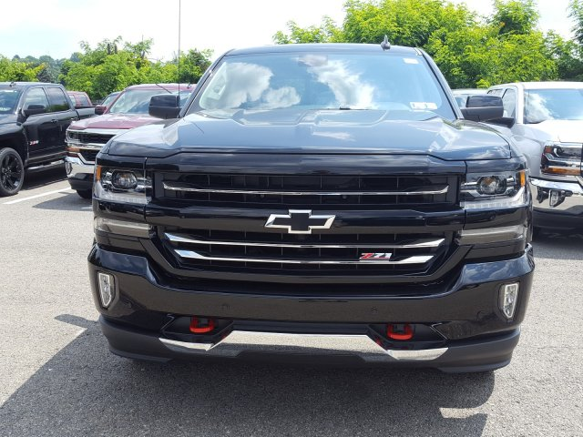 2017 Silverado 1500 Crew Cab 4x4 Pickup #V490436 - photo 4