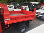 2017 Silverado 3500 Regular Cab DRW 4x4, Rugby Z-Spec Dump Body #VJ0641 - photo 6
