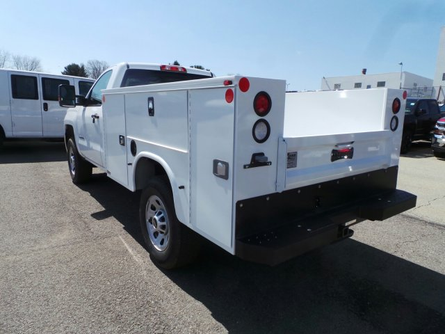 2017 Silverado 3500 Regular Cab 4x4, Knapheide Service Body #VJ0642 - photo 2