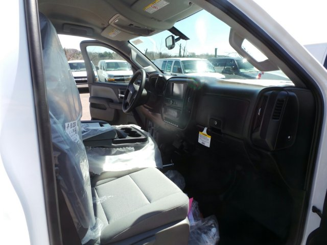 2017 Silverado 3500 Regular Cab 4x4, Knapheide Service Body #VJ0642 - photo 11