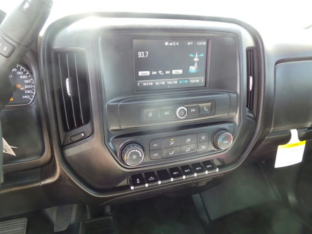 2017 Silverado 3500 Regular Cab 4x4, Knapheide Service Body #VJ0642 - photo 12
