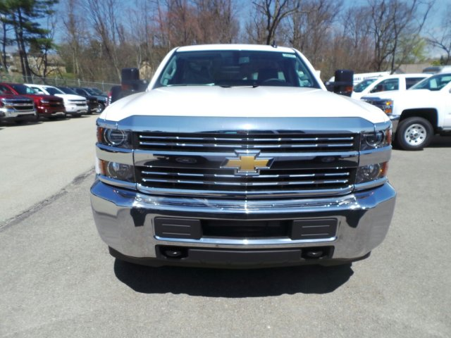 2017 Silverado 3500 Regular Cab 4x4, Knapheide Service Body #VJ0642 - photo 4