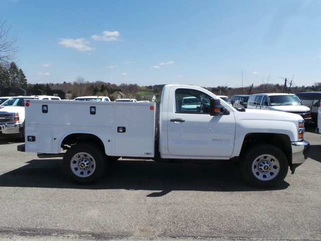 2017 Silverado 3500 Regular Cab 4x4, Knapheide Service Body #VJ0642 - photo 5