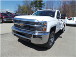 2017 Silverado 3500 Regular Cab 4x4, Knapheide Service Body #VJ0642 - photo 1