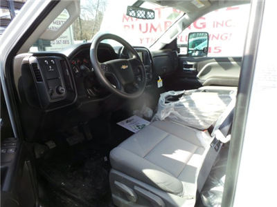 2017 Silverado 3500 Regular Cab DRW, Knapheide Value-Master X Stake Bed #VJ1183 - photo 4