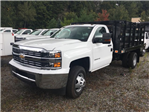 2017 Silverado 3500 Regular Cab DRW, Knapheide Value-Master X Stake Bed #VJ1183 - photo 1