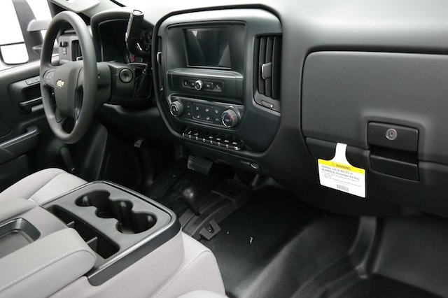 2017 Silverado 2500 Regular Cab 4x4,  Service Body #C170920 - photo 3