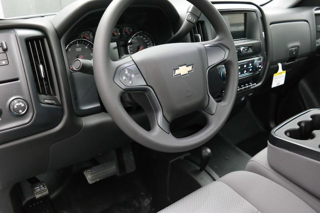 2017 Silverado 2500 Regular Cab 4x4,  Service Body #C170920 - photo 5