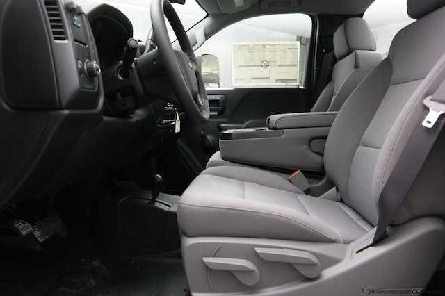 2017 Silverado 2500 Regular Cab 4x4,  Service Body #C170920 - photo 9