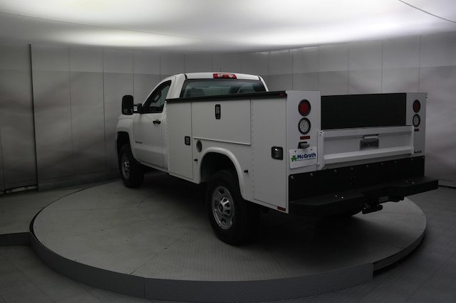 2017 Silverado 2500 Regular Cab 4x4,  Service Body #C170920 - photo 25