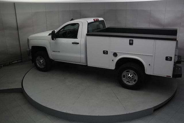2017 Silverado 2500 Regular Cab 4x4,  Service Body #C170920 - photo 31