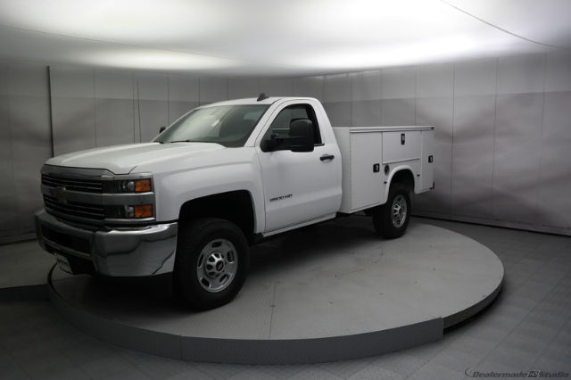 2017 Silverado 2500 Regular Cab 4x4, Knapheide Standard Service Body #C170949 - photo 18