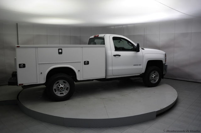 2017 Silverado 2500 Regular Cab 4x4, Knapheide Standard Service Body #C170949 - photo 23