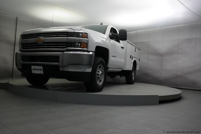 2017 Silverado 2500 Regular Cab 4x4, Knapheide Standard Service Body #C170949 - photo 25