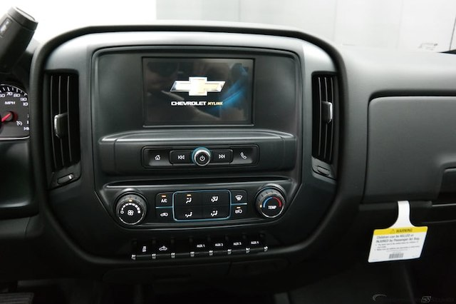 2017 Silverado 2500 Regular Cab 4x4, Knapheide Standard Service Body #C170949 - photo 15