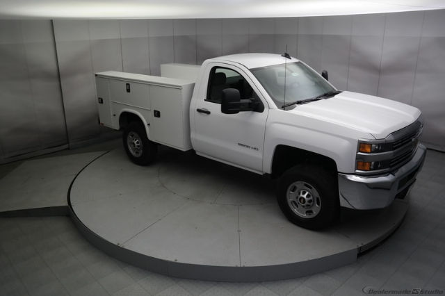 2017 Silverado 2500 Regular Cab 4x4, Knapheide Standard Service Body #C170949 - photo 17