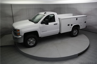 2017 Silverado 2500 Regular Cab 4x4, Knapheide Standard Service Body #C170949 - photo 19