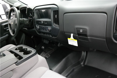 2017 Silverado 2500 Regular Cab 4x4, Knapheide Standard Service Body #C170949 - photo 7