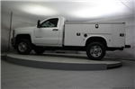 2017 Silverado 2500 Regular Cab 4x4, Knapheide Standard Service Body #C170949 - photo 20