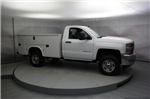 2017 Silverado 2500 Regular Cab 4x4, Knapheide Standard Service Body #C170949 - photo 26