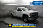 2017 Silverado 2500 Regular Cab 4x4, Knapheide Standard Service Body #C170949 - photo 1