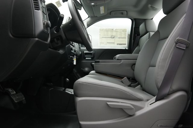 2017 Silverado 2500 Regular Cab 4x4, Knapheide Standard Service Body #C170950 - photo 22