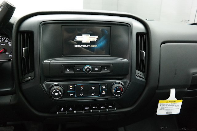 2017 Silverado 2500 Regular Cab 4x4, Knapheide Standard Service Body #C170950 - photo 25