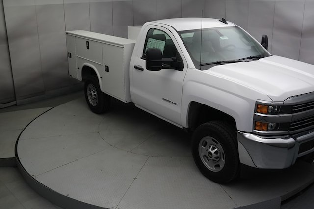 2017 Silverado 2500 Regular Cab 4x4,  Knapheide Service Body #C170950 - photo 3