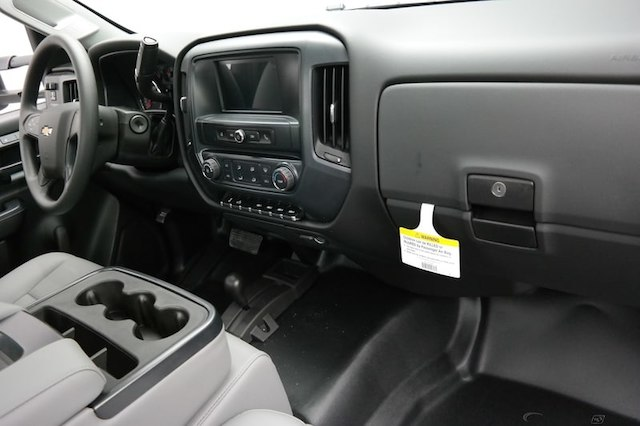 2017 Silverado 2500 Regular Cab 4x4, Knapheide Standard Service Body #C170950 - photo 5