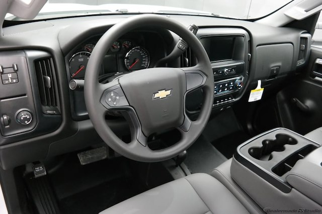 2017 Silverado 2500 Regular Cab 4x4,  Knapheide Service Body #C170950 - photo 11