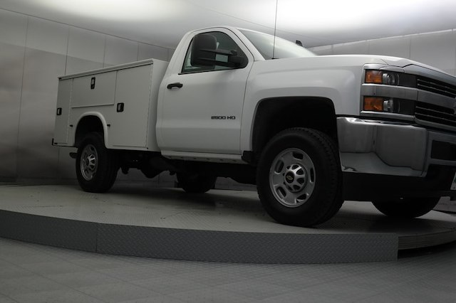 2017 Silverado 2500 Regular Cab 4x4, Knapheide Standard Service Body #C170950 - photo 14