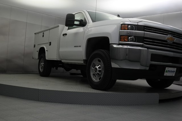 2017 Silverado 2500 Regular Cab 4x4, Knapheide Standard Service Body #C170950 - photo 15