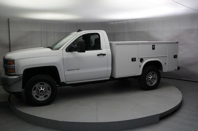2017 Silverado 2500 Regular Cab 4x4,  Knapheide Service Body #C170950 - photo 13