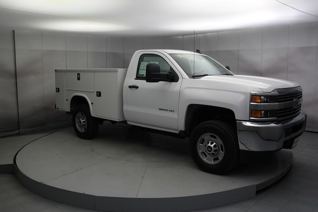 2017 Silverado 2500 Regular Cab 4x4,  Knapheide Service Body #C170950 - photo 26