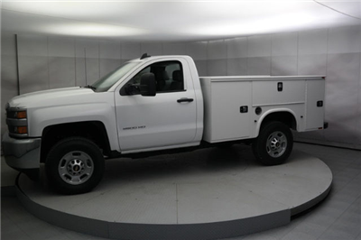 2017 Silverado 2500 Regular Cab 4x4, Knapheide Standard Service Body #C170950 - photo 27